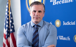 Tom Fitton and Judicial Watch Do the Heavy Lifting – and We're Glad They Do