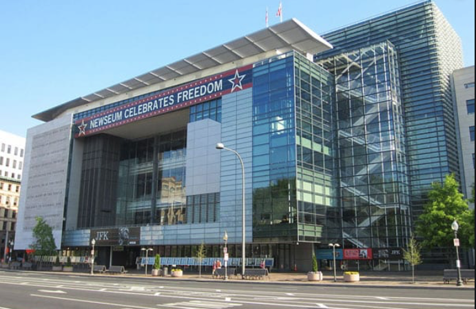 Newseum – It Will Be Missed